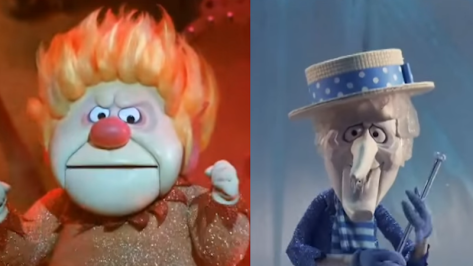 Overwatch Miser Brothers Christmas