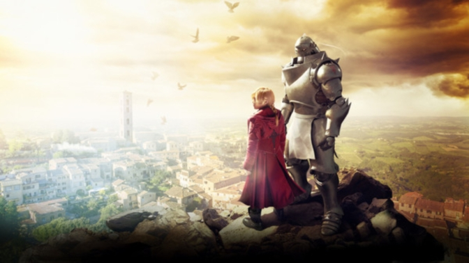 FullMetal Alchemist Live Action Film Announces Netflix Premiere Date
