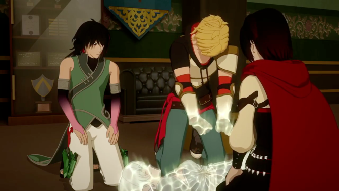 RWBY Volume 5 – Episode 12 Recap (Is It Evil?)