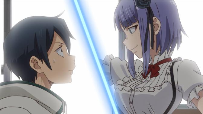 Dagashi Kashi 2 – Premiere First Impression (Evil Anime-tion)