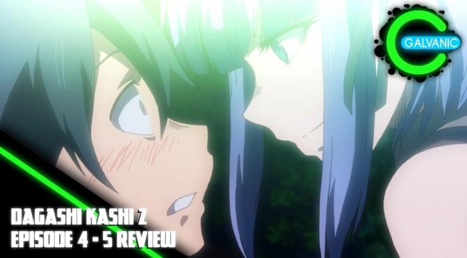 Dagashi Kashi 2 – Episode 4 & 5 Review (Evil Anime-tion)
