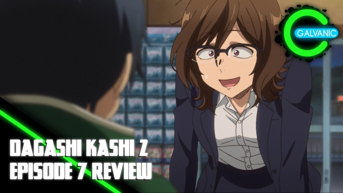 Dagashi Kashi 2 – Episode 7 Review (Evil Anime-tion)