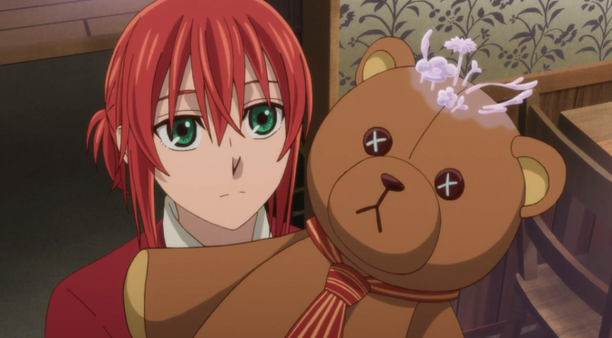 Mahoutsukai No Yome – Episode 17 Recap (Is It Evil?)