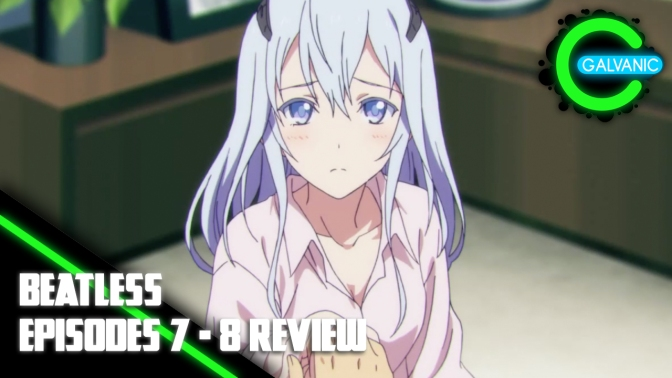 Beatless – Episode 7 and 8 Review (Flash Anime-tion)