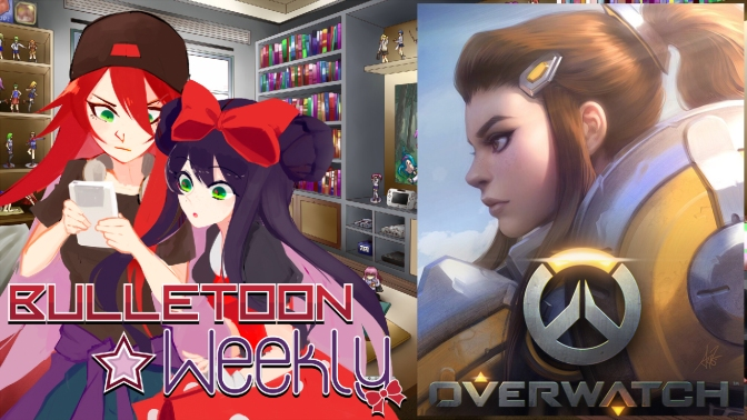 Brigitte Shield Bashes Her Way Into Overwatch! – Bulletoon Weekly