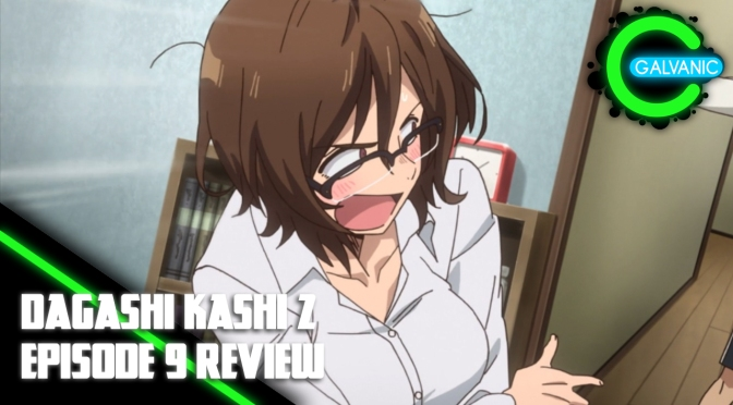 Dagashi Kashi 2 – Episode 9 Review (Evil Anime-tion)