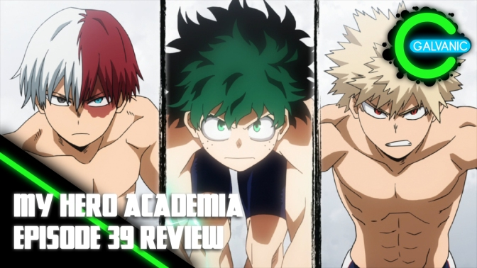 My Hero Academia Episode 39 | Don't Call It A Comeback! Call It A Flashback | Flash Anime-tion
