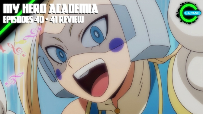 My Hero Academia Episode 40 – 41 | Training From Hell | Flash Animetion
