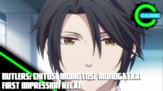 Butlers: Chitose Momotose Monogatari – First Impression Recap (Is It Evil?)