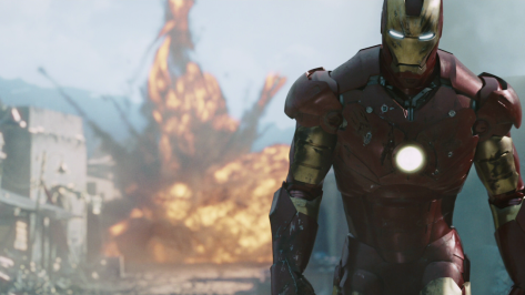 Iron Man Date A Live