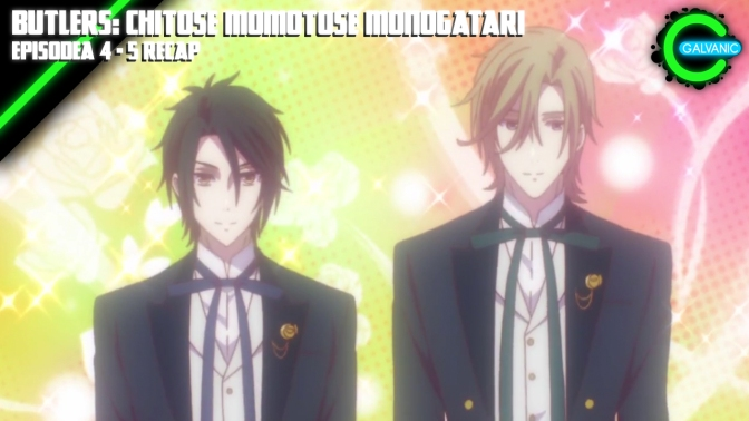 Butlers: Chitose Momotose Monogatari – Episodes 4 – 5 Recap (Is It Evil?)