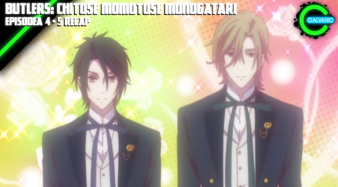 Butlers: Chitose Momotose Monogatari – Episodes 4 – 5 Recap (Is It Evil?)
