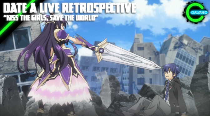 Date A Live Series Retrospective | Tohka Is Adorable And I Want One | Flash Anime-tion