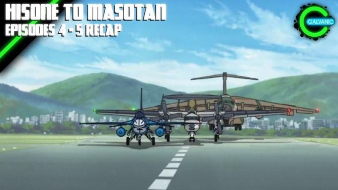 Hisone to Masotan – Episodes 4 – 5 Recap (Is It Evil?)