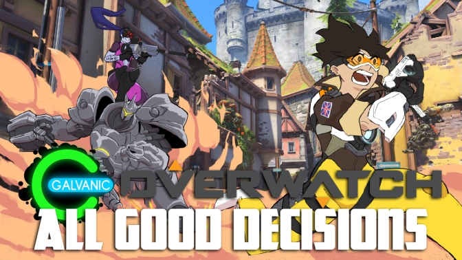 All Good Decisions | Overwatch Compilation