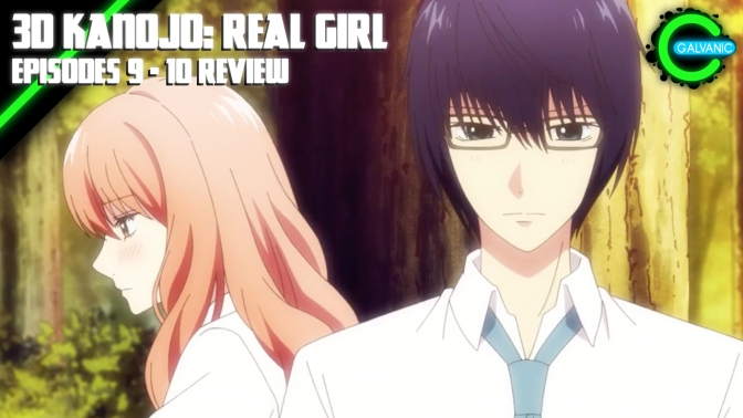 3D Kanojo: Real Girl Episode 9 – 10 | The Eye Rolling Intensifies | Flash Anime-tion