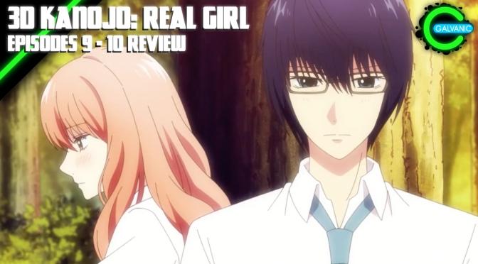 3D Kanojo: Real Girl Episode 9 – 10 | The Eye Rolling Intensifies | Flash Anime-tion