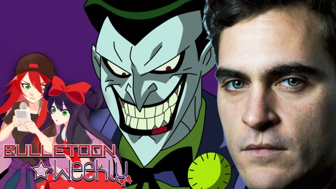 Apparently We're Actually Gonna Learn How The Joker Got His Scars | Bulletoon Weekly