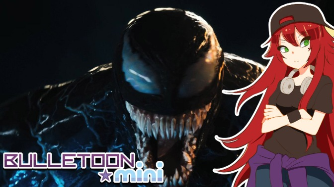 SDCC Dropped a TON of Trailers and Venom Felt Left Out | Bulletoon Mini