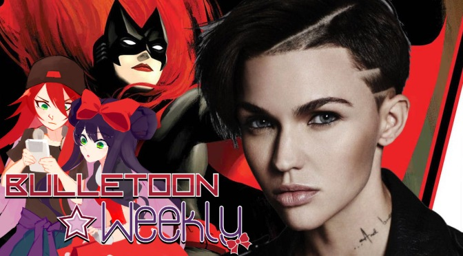 We Need To Talk About The Ruby Rose Batwoman Backlash | Bulletoon Weekly