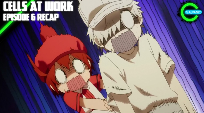 cells at work episode 1