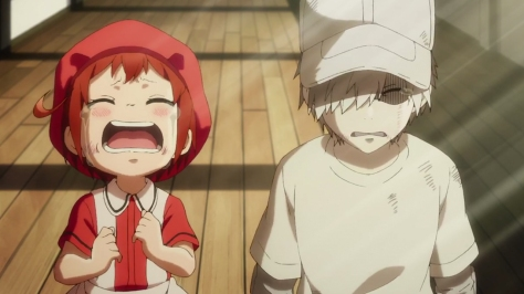 cells at work episode 6 recap is it evil galvanic