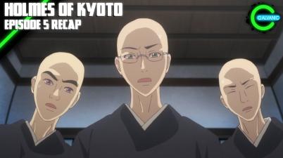 Holmes of Kyoto