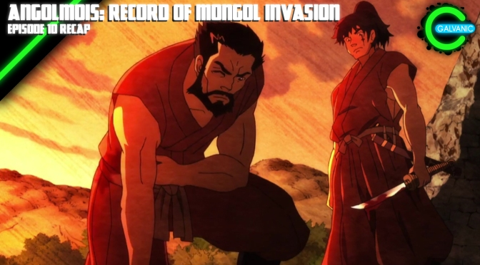Angolmois: Record of Mongol Invasion