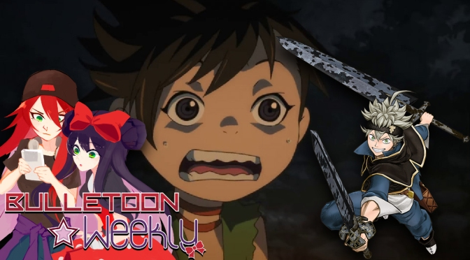 So Much Anime! Too Much to Choose! | Bulletoon Weekly