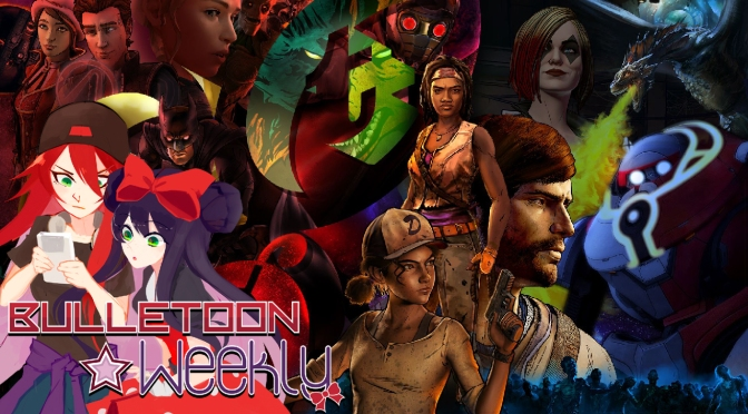 It Was Only A Matter Of Time Before Telltale Games Imploded | Bulletoon Weekly