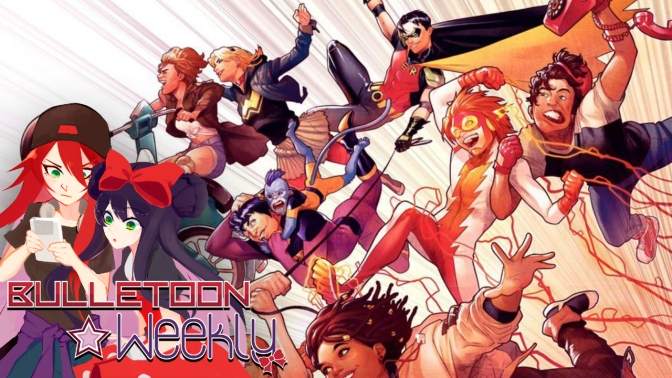 Wondering About Wonder Comics? After the NYCC Announcement, So Are We! | Bulletoon Weekly