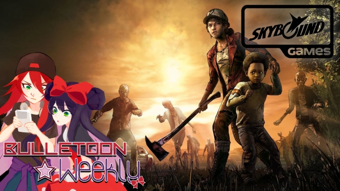 Looks Like Telltale Games's Walking Dead Series Isn't Buried Yet | Bulletoon Weekly
