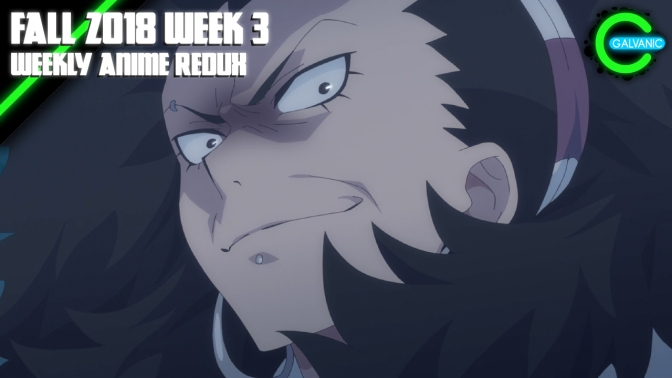 This Week Two Senpais Got Noticed a LOT | Weekly Anime Redux