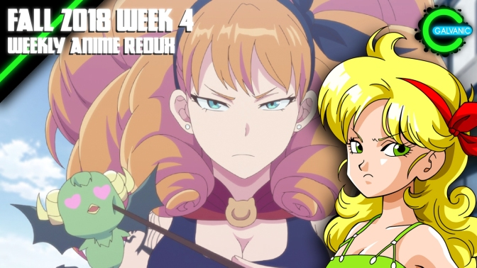 Whole Lot Of Characters Getting Caught, This Week | Weekly Anime Redux