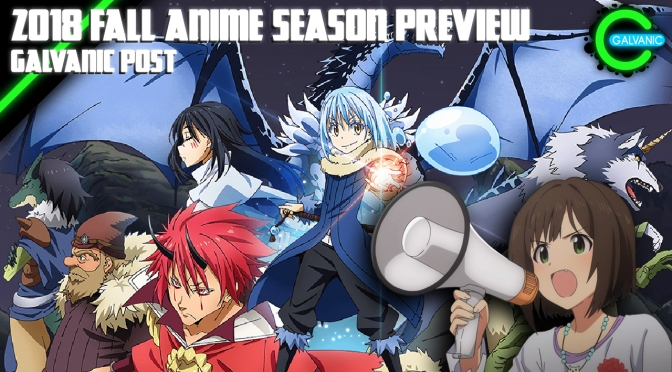 Rise of the Fall 2018 Anime Season + Two New Polls! | Galvanic Post