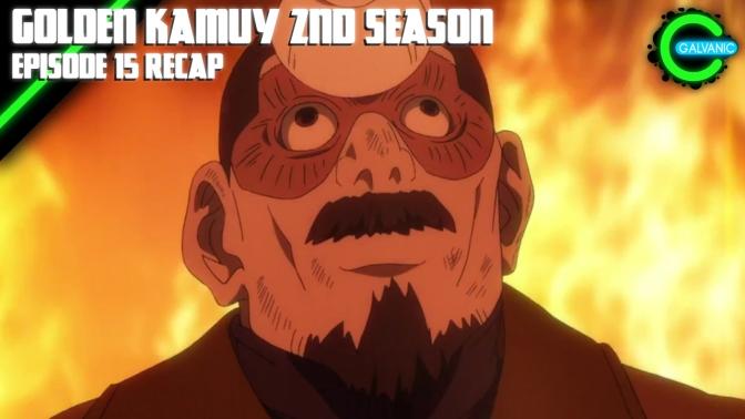 Golden Kamuy Episode 15 Recap   Is It Evil?