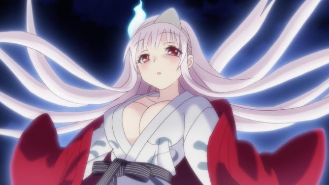 Yuuna and the Haunted Hot Spring