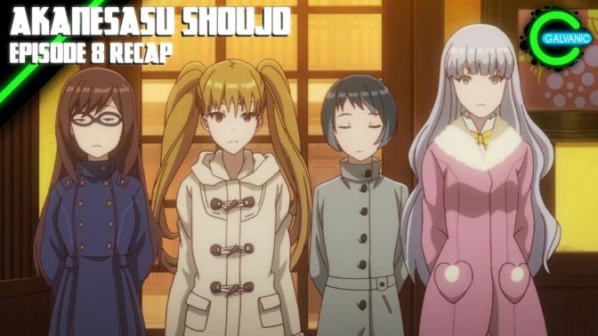 Akanesasu Shoujo Episode 8 Recap | Is It Evil?