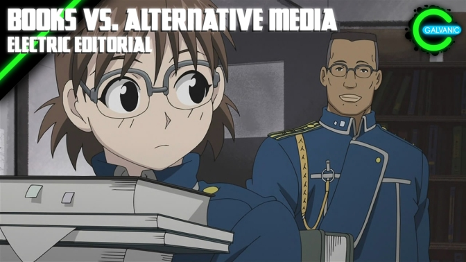 """No, Alternative Media Is Not Creating A """"Post-Literate Society"""" 