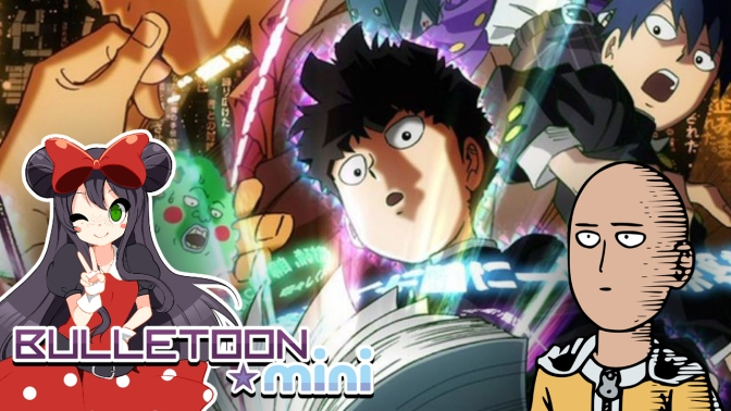 Mob Psycho 100's Second Season Just Got A Promo Video! | Bulletoon Mini