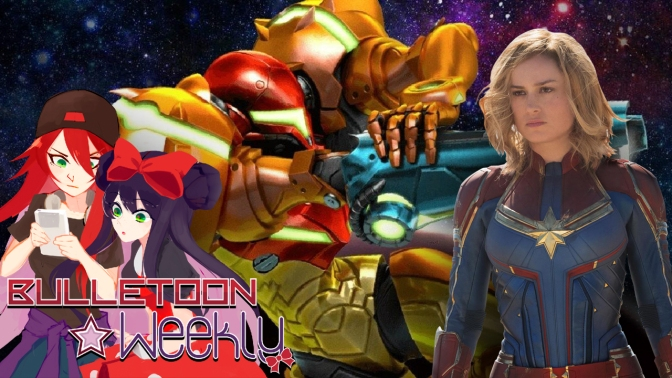 Could Brie Larson Be Hollywood's Samus Aran? | Bulletoon Weekly