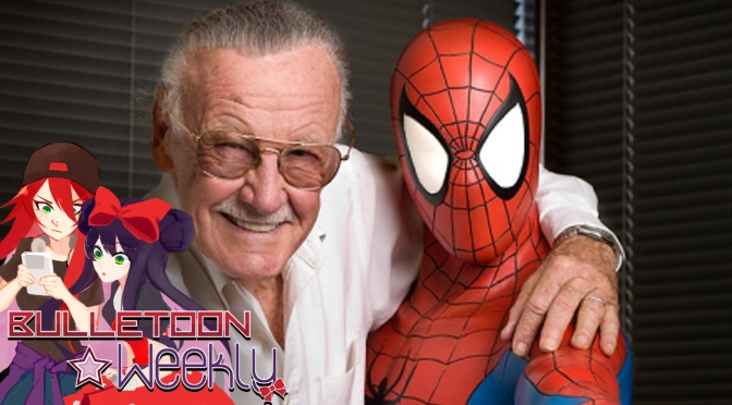 Excelsior – Rest in Peace Stan Lee | Bulletoon Weekly