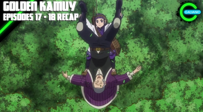 Golden Kamuy Episode 17 – 18 Recap | Is It Evil?