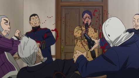 GOLDEN KAMUY 17 2