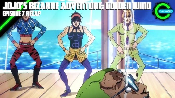 JoJo's Bizarre Adventure: Golden Wind Episode 7 Recap | Is It Evil?