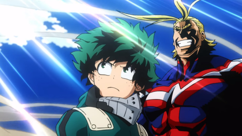 A Certain Magical Index vs. My Hero Academia