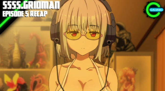 SSSS.Gridman Episode 5 Recap | Is It Evil?