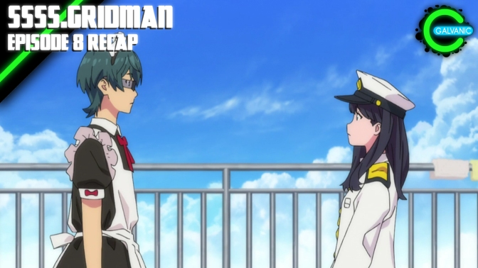 SSSS.Gridman Episode 8 Recap | Is It Evil?