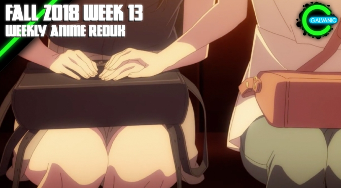 So Ends The Fall Anime Season. And What An End It Was? | Weekly Anime Redux