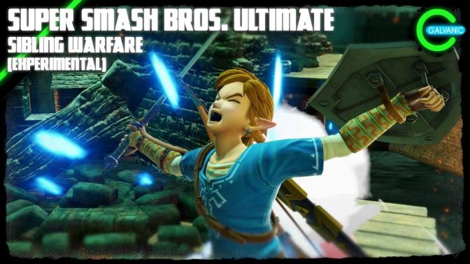 Super Smash Bros. Ultimate Review   Sibling Warfare